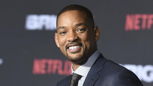 Will Smith veräppelt Sohnemann Jaden
