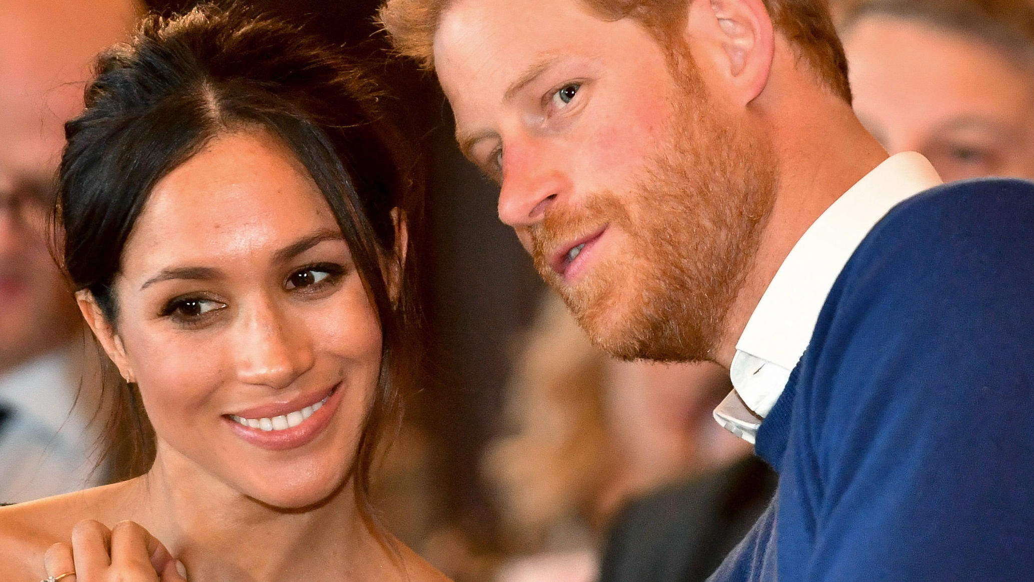 Meghan Markle und Prinz Harry heiraten bald