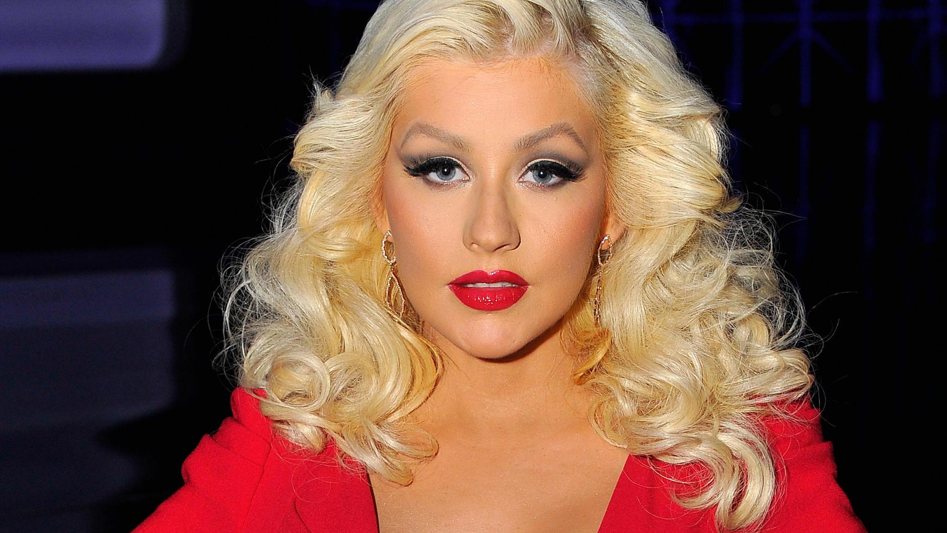 Christina Aguilera ungeschminkt: So natürlich haben wir