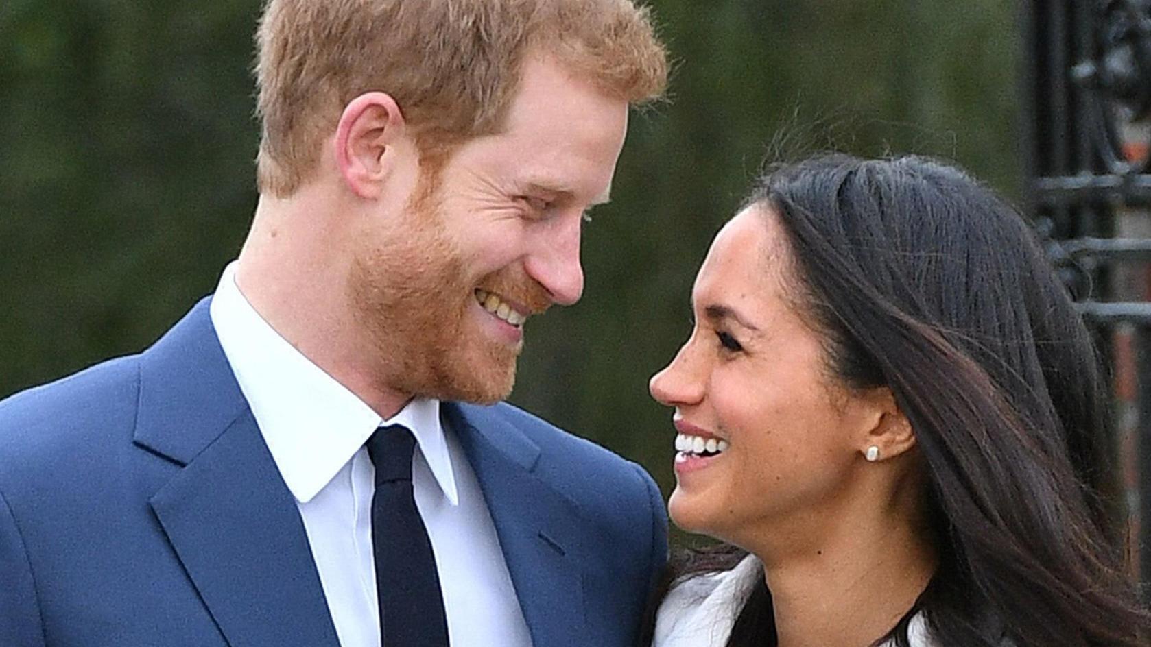 Welche Hochzeitstraditionen Werden Prinz Harry Und Meghan Markle