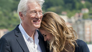 Richard Gere hat Anfang April heimlich geheiratet