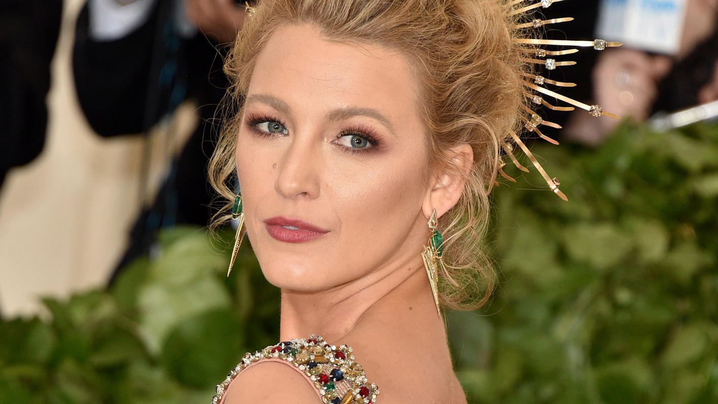 Blake Lively: Instagram-Pause für die 'Gossip-Girl'-Beauty