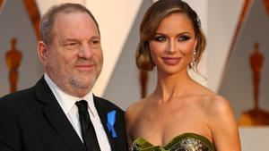 Harvey Weinsteins Ex im 'Vogue'-Interview