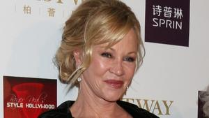 Melanie Griffith 'vergöttert' Chris Martin