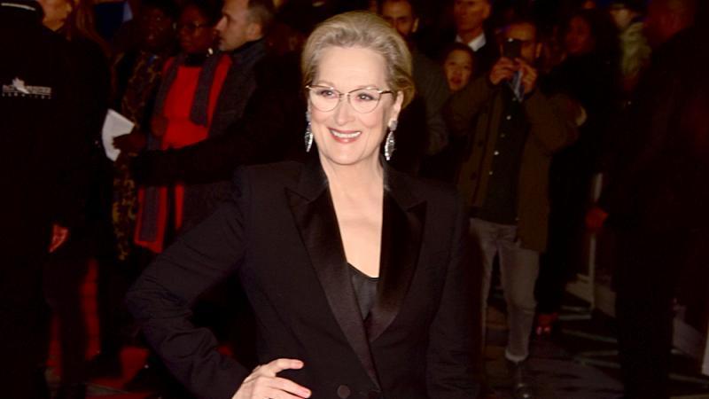 Meryl Streep spielt in Whistleblower-Thriller