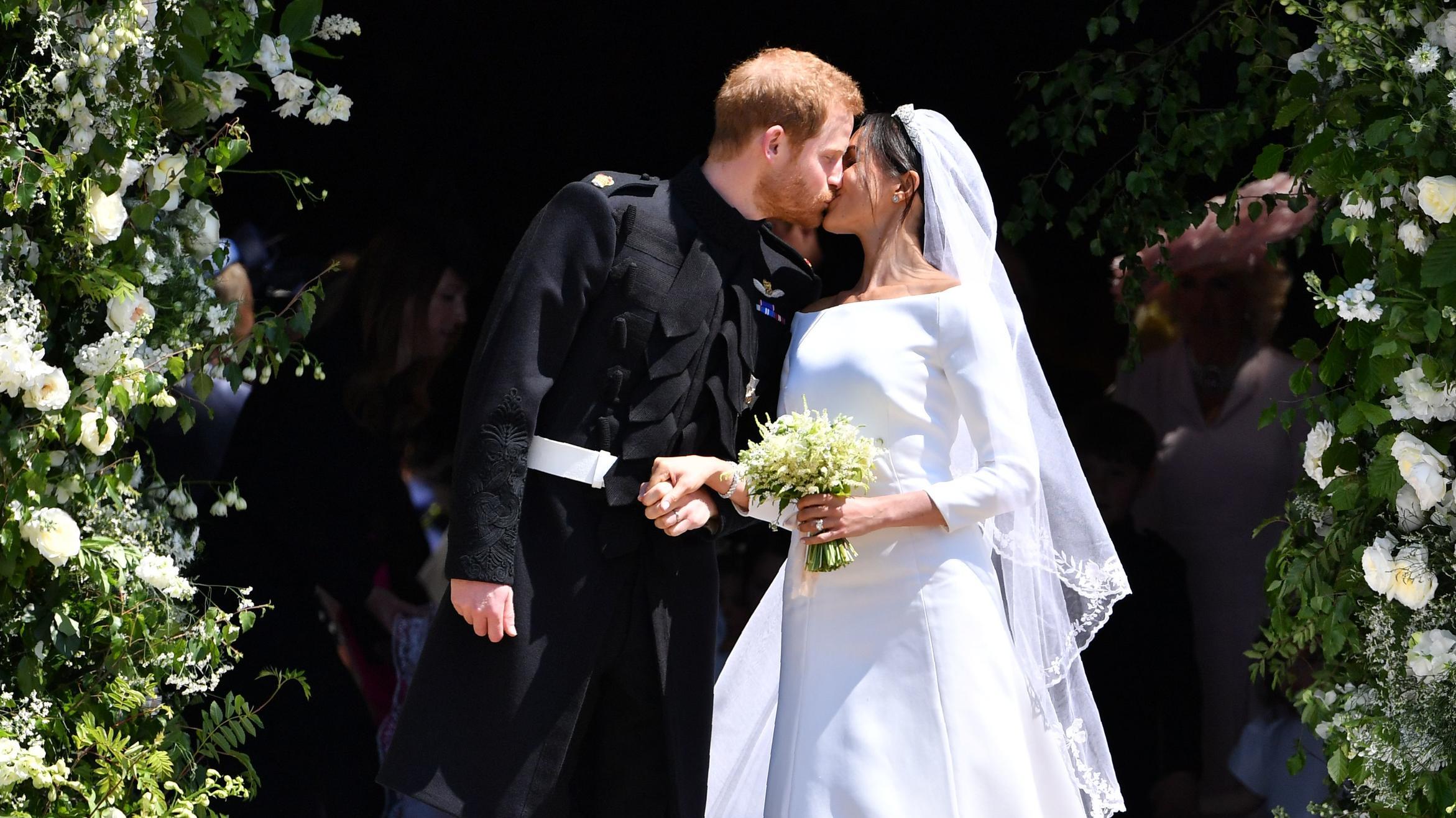 Die Royale Hochzeit Von Prinz Harry Und Meghan Markle Im Live Ticker