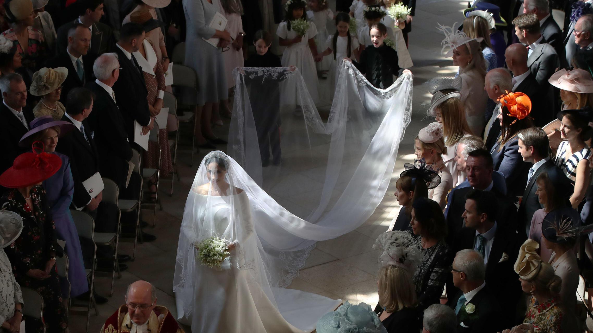 Hochzeit Meghan Und Harry