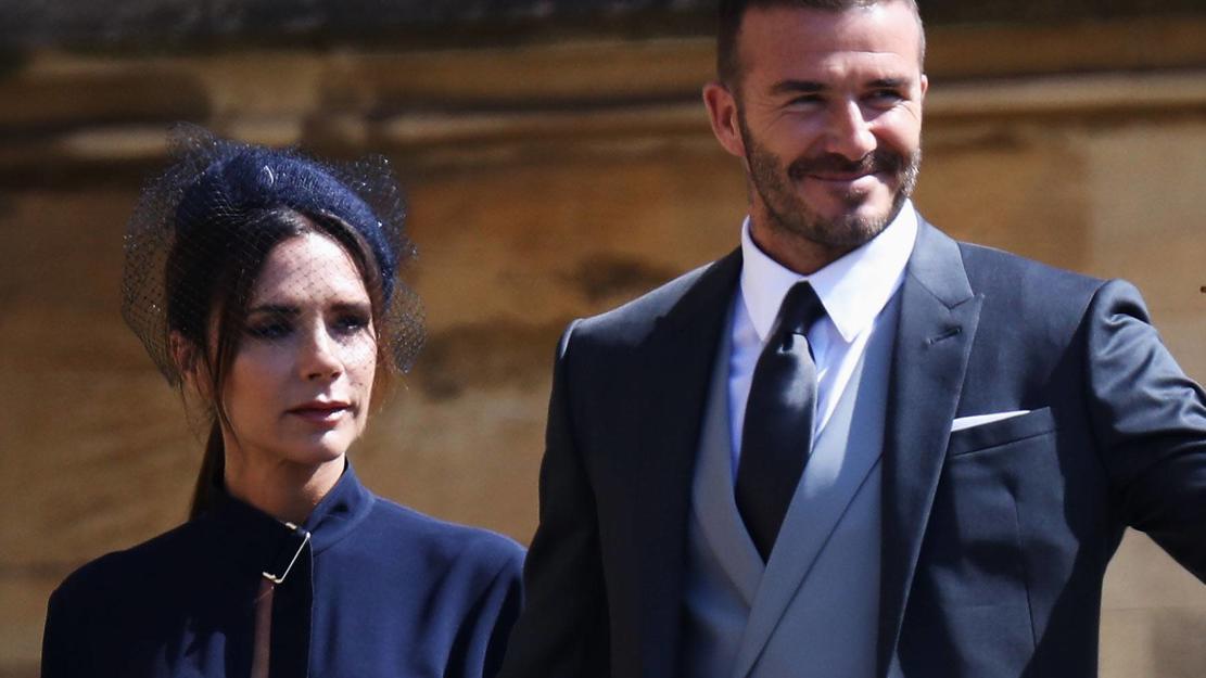 Victoria Beckham Kein Hochzeits Lacheln Fur Herzogin Meghan Und
