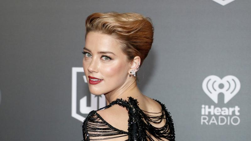 Amber Heard: Datet sie Heidis Ex?