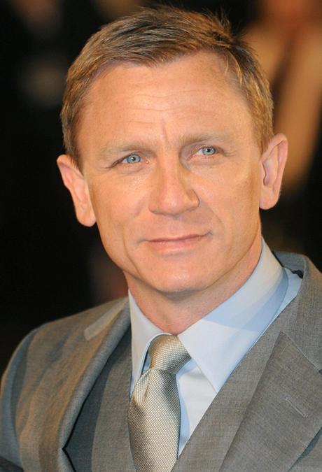 Daniel Craig Größe