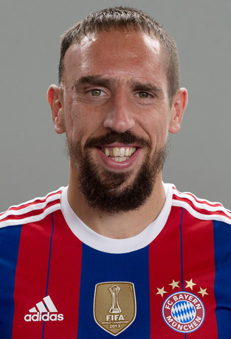 Franck Ribéry Alter