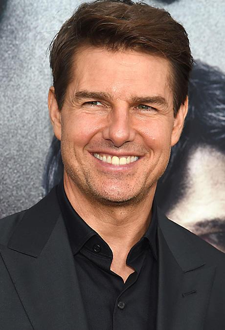 Größe Tom Cruise