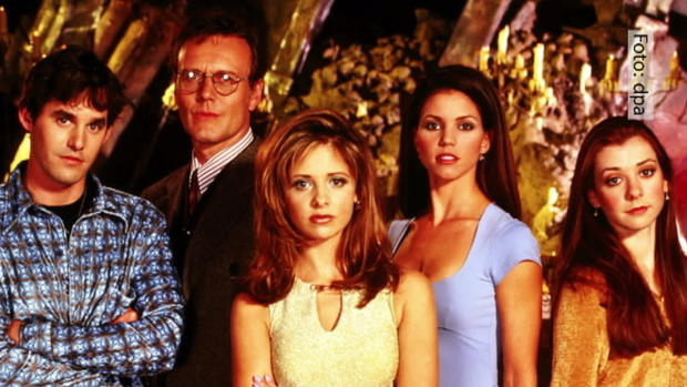 'Buffy' war DER TV-Hit der 1990er