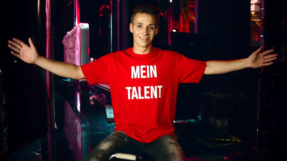 Zeig dein Talent!
