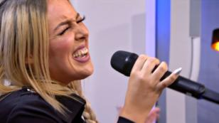 "Lydia legt Mega-""Purple Rain""-Performance hin"